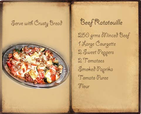 Beef Ratatouille Recipe