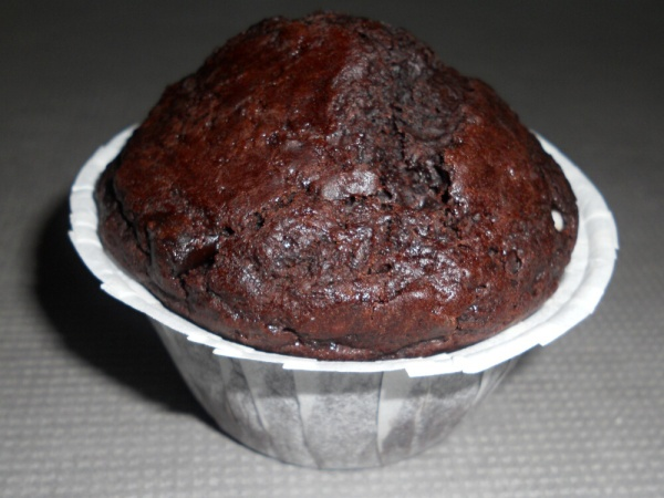 Chocolate and Mint Muffin