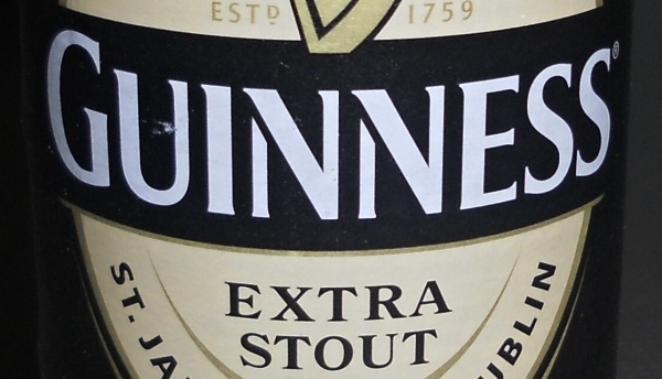 Guiness Label