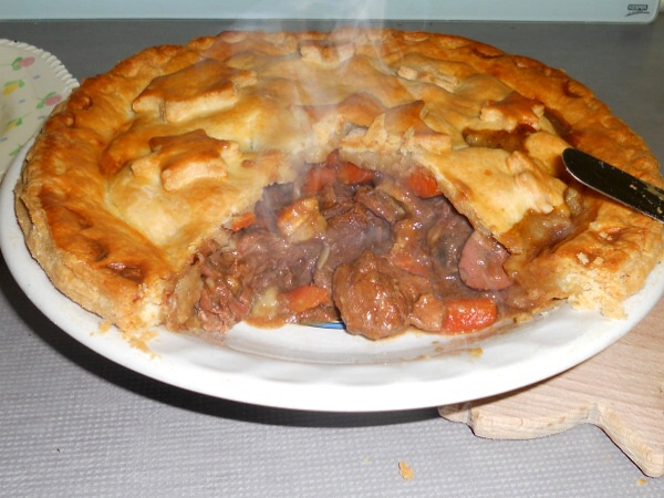 Cooked Steak Pie