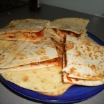 Finished Chicken Tortillas