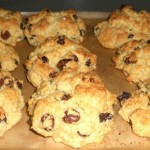 Finished Rock Cakes