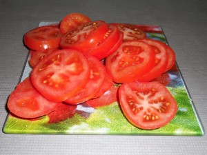 Slice the Tomatoes