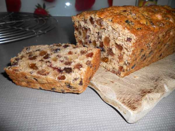 Fruit Tea Bread