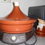 Cooking in a Tagine