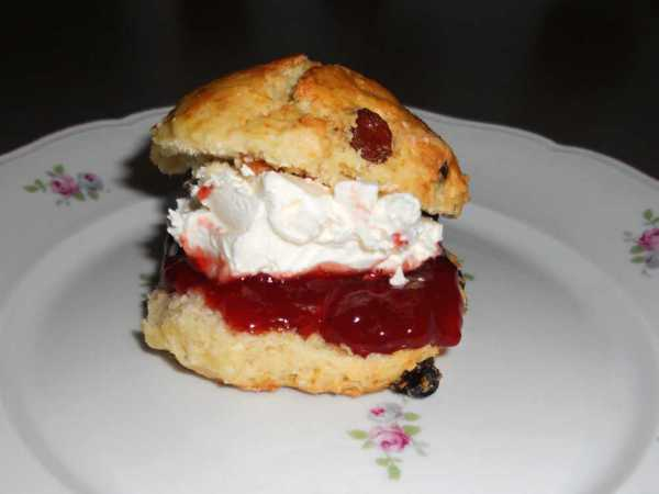 Recipe Fruit Scones