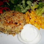 Smoked Mackerel Fishcakes