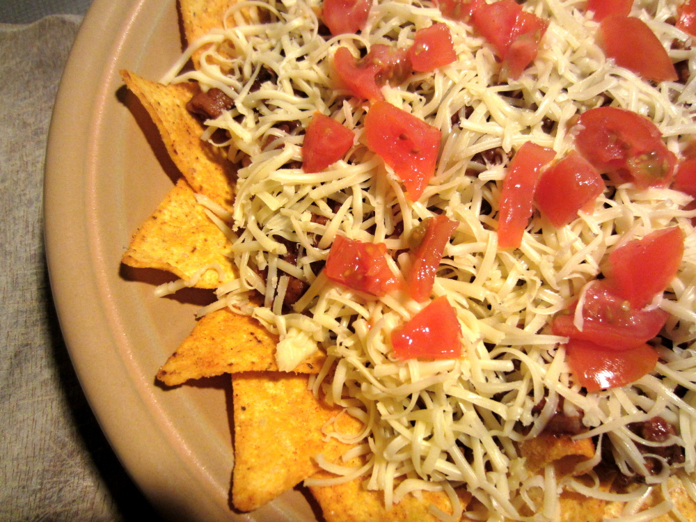 Saturday Night Nachos