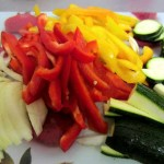 Veg for Vegetarian Fajitas