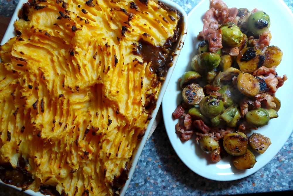 veggie shepherds pie